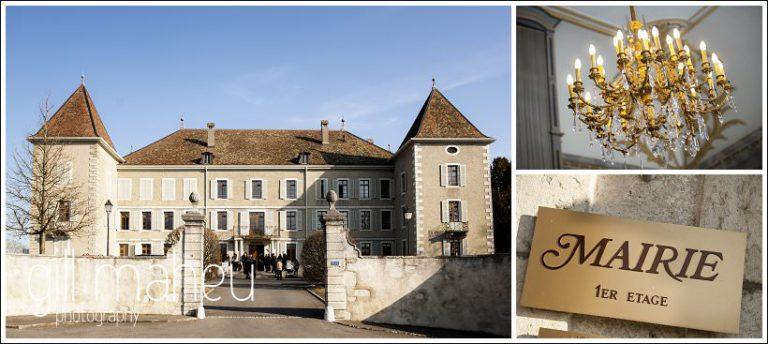 Mairie de Dardagny near Geneva by Gill Maheu Photography , photographe de mariage