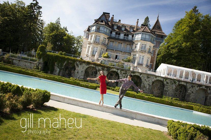 sneaky peek – K & S – Chateau des Avenières, near Geneva