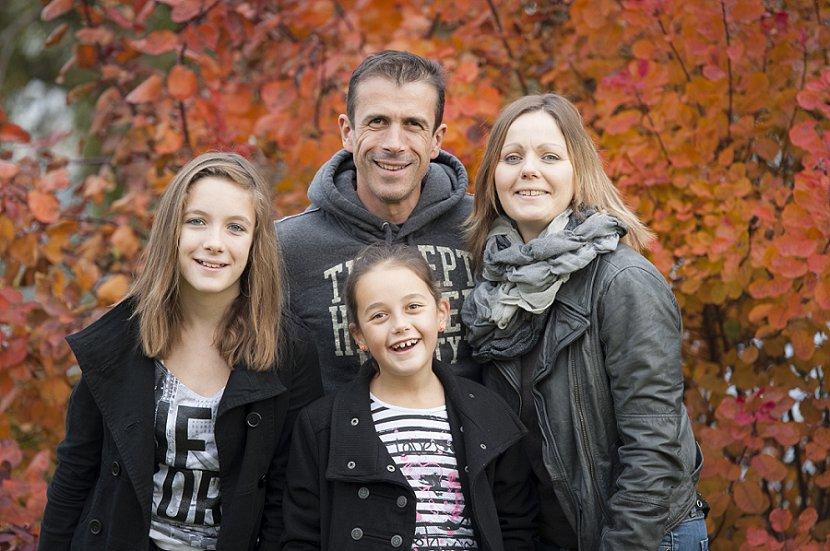 portrait de famille – K & F – Annecy