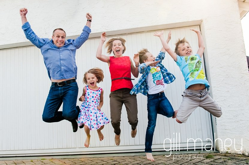 family lifestyle shoot
