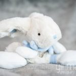 close up of cuddly toy in new baby new family portrait session in Annecy by Gill Maheu Photography, photographe de bébé et famille