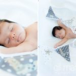 close up of adorable baby in new baby new family portrait session in Annecy by Gill Maheu Photography, photographe de bébé et famille