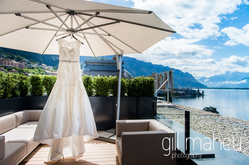 wedding – C&JC – Fairmont, Le Montreux Palace – Montreux – Gill Maheu Photography