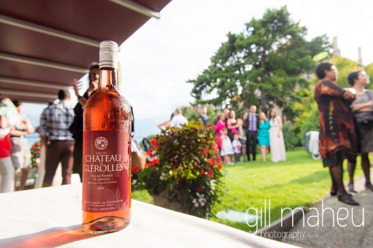 Chateau de Glérolles, Lausanne, Lake Geneva wedding by Gill Maheu Photography, photographe de mariage