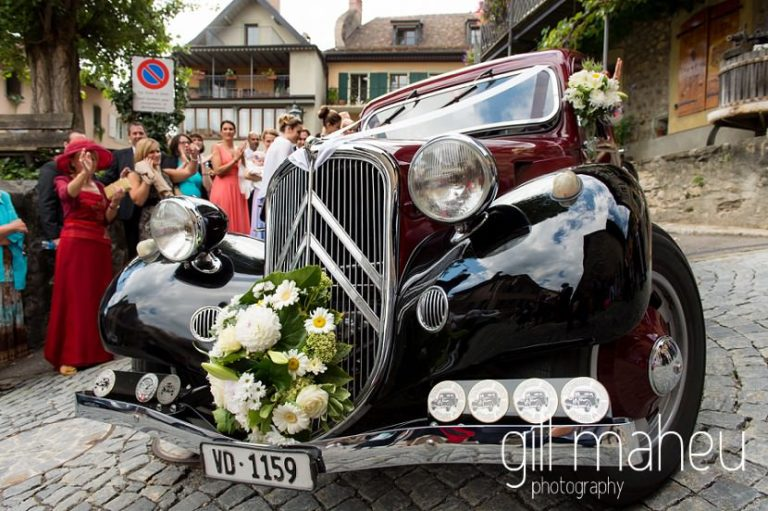 gorgeou sold citroen wedding car by Philips Excursions at