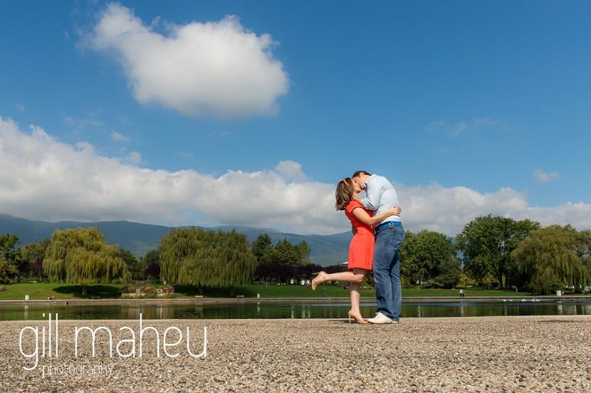 sneaky peek – C&N – engagement shoot – Divonne – Gill Maheu Photography