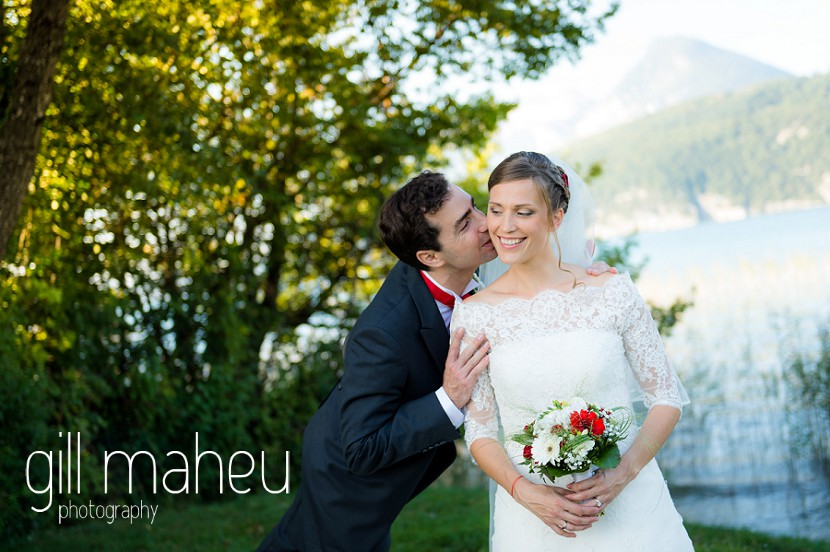 sneaky peek – wedding – M&MS – Annecy – Gill Maheu Photography
