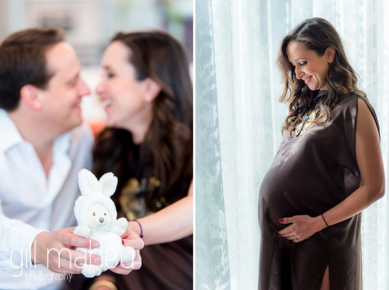 portraits of future parents in maternity session in Geneva, by Gill Maheu Photography, photographe de Grossesse et lifestyle