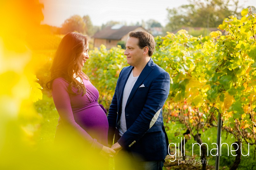 sneaky peek – R&J – maternity photo shoot – Geneva