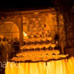 details of wedding champagne fountain by sommelier at Abbaye de Talloires, Lake Annecy wedding by Gill Maheu Photography, photographe de mariage