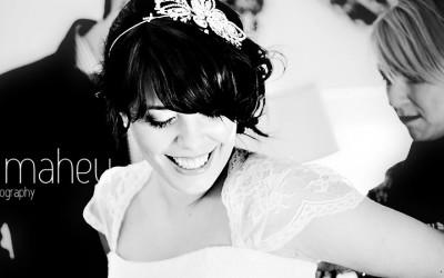 bridal shoot at chatsworth