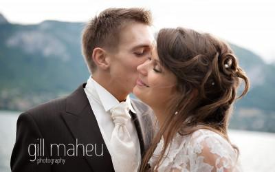 wedding sneaky peek – valerie & damien, annecy