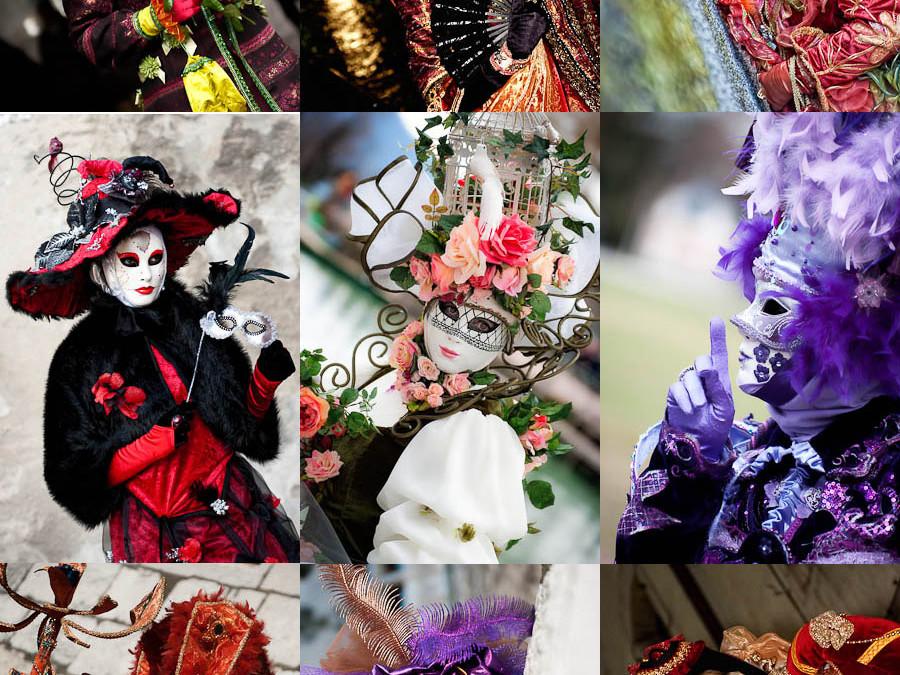 Carnaval vénitien d'Annecy 2010