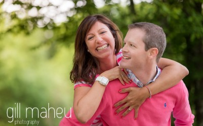 sneaky peek – S&F – engagement shoot – Golf du Lac d'Annecy