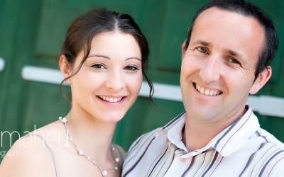 engagement shoot – aurélie & florent – rumilly, rhone alpes