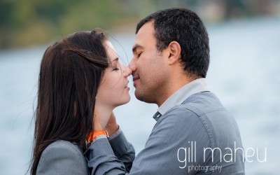 engagement shoot – C & JC – Annecy