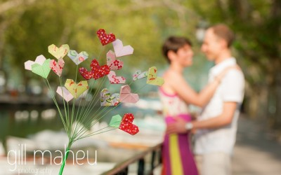engagement shoot – Aude & Matthieu – Annecy