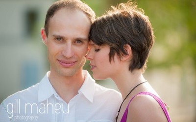 sneaky peek – engagement shoot – Aude & Matthieu – Annecy