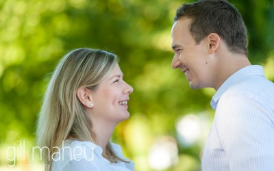 sneaky peek – A&J- engagement shoot near Geneva