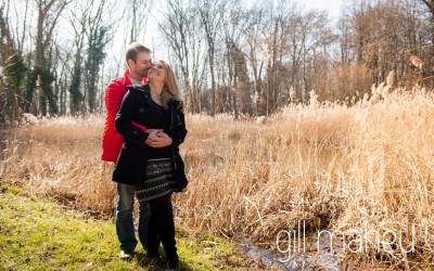 Engagement shoot – Anna & Nicolas – Lausanne – Gill Maheu Photography
