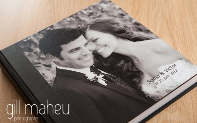 beautiful digital art wedding album