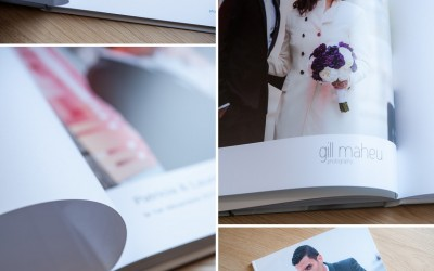 beautiful coffee book wedding album