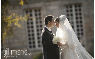 Congratulations – one year already ! Adeline & Stéphane