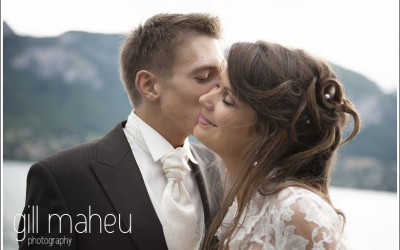 Congratulations – one year already !!! Valerie & Damien