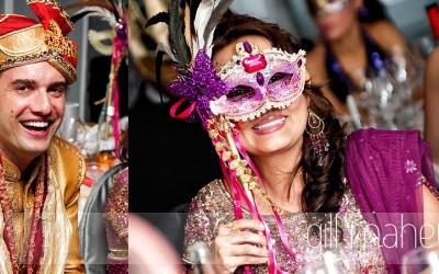 bal masqué de Jeanette & Peter – Palace de Menthon – Annecy – 31.12.09