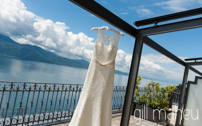 wedding – Stephanie & Dan – Chateau de Glérolles, Lausanne