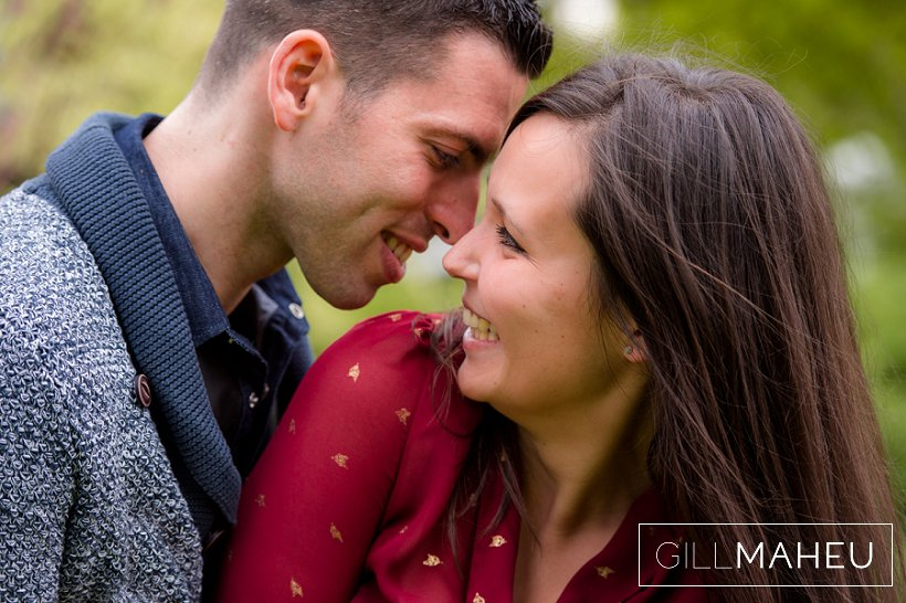 Engagement shoot on Lake Annecy with AI&H