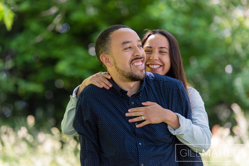 engagement shoot – L&J – Lausanne