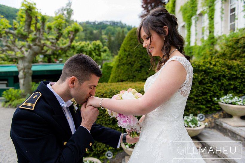 AI & H's Magical wedding at the Abbaye de Talloires