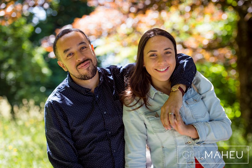 sneaky peek – engagement shoot- lausanne L&J