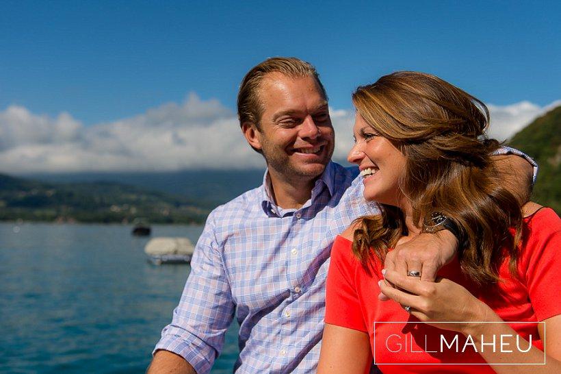engagement shoot – M & E – Abbaye de Talloires