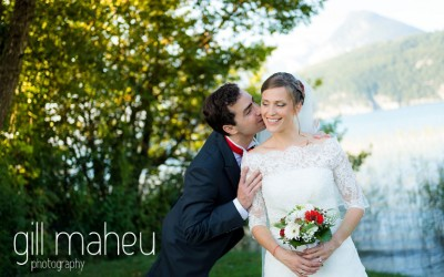 Congratulations on your First Wedding Anniversary – MS&M, Ferme de Gy – Annecy
