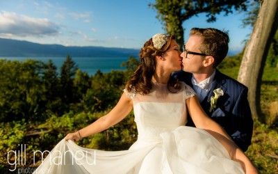 Congratulations on your First Wedding Anniversary – S&F, Fribourg