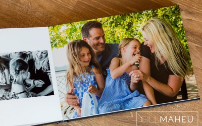 Stylish family lifestyle portrait album – Geneva