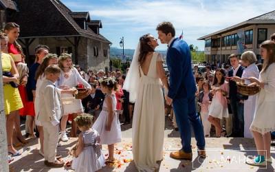 preview – wedding – M&A – Abbaye de Talloires, Annecy