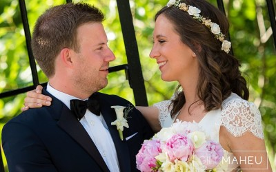 Gorgeous wedding Abbaye de Talloires, Annecy – M&A