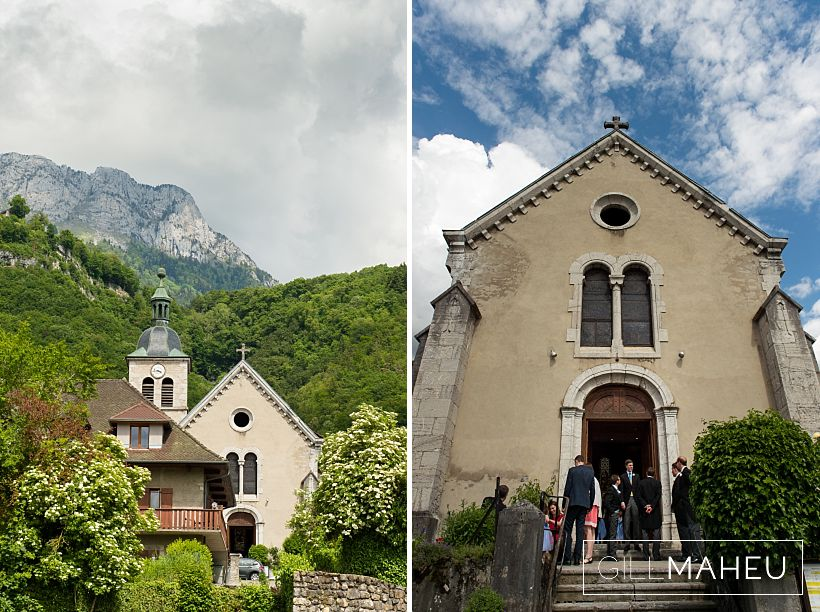 stylish abbaye talloires wedding lake annecy