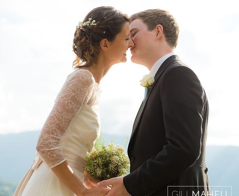Stylish wedding Abbaye de Talloires Lake Annecy – A&A – part 2