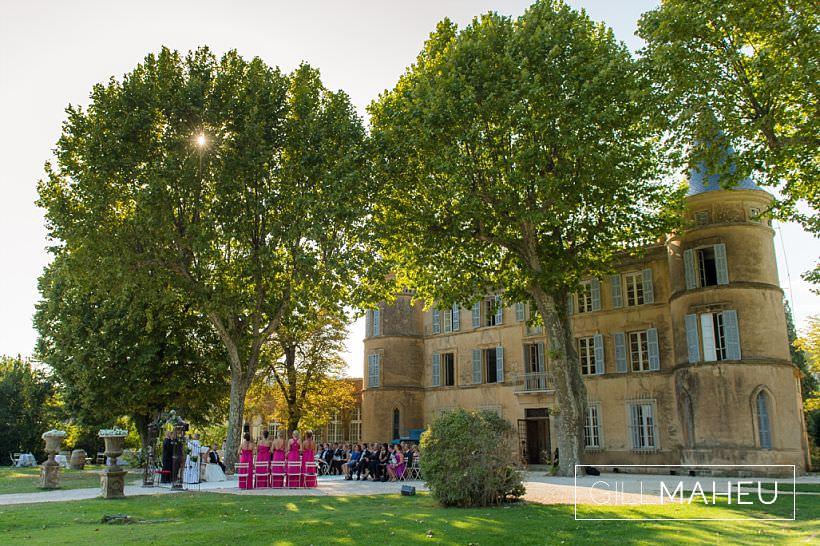dream wedding fairytale chateau robernier provence