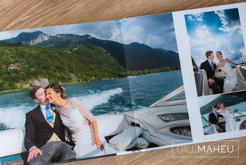 gorgeous digital art wedding album