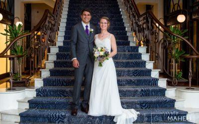 A stylish May wedding – Fairmont Montreux Palace – L&T – part 2