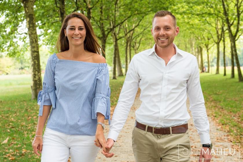 happy engagement shoot – C&B – Coppet, Geneva