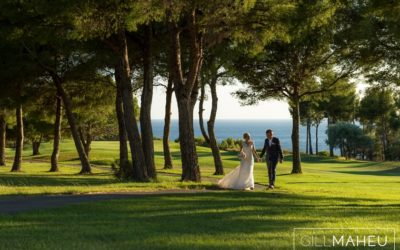 Oh so beautiful wedding – A&J – Côte d'Azur