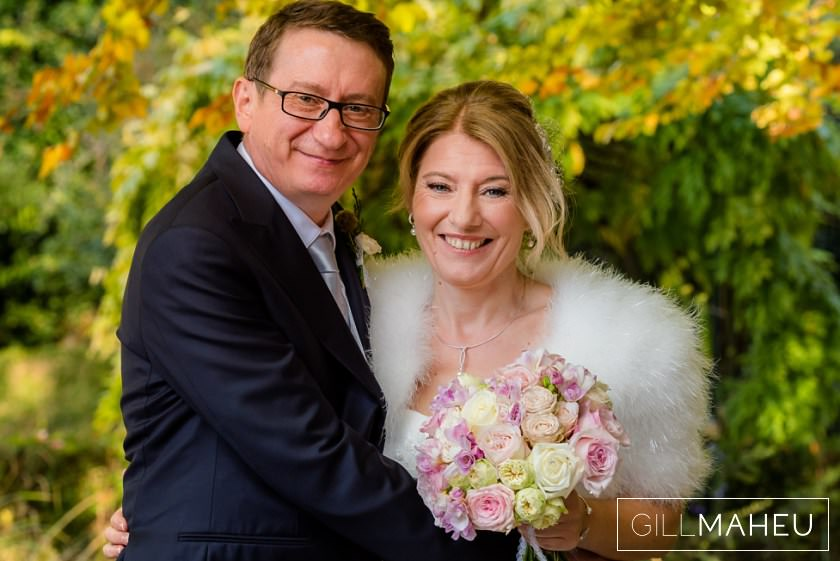 Colourful autumn wedding – Abbaye de Talloires, Annecy – L&O
