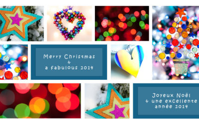 Christmas wishes card 2015 by wedding and lifestyle photographer Gill Maheu Photography, photographe de mariage