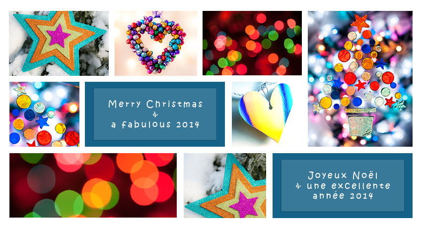 Happy Christmas & Joyeux Noël – Gill Maheu Photography